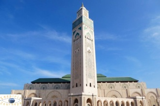 Casablanca Mosque - edited